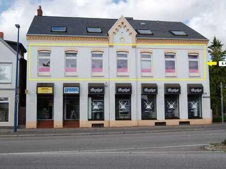 Eckernförde - 5 Zi.-Whg. mit Balkon und Hafenblick