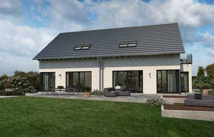 OKAL Doppelhaus 2Raum12 & 2 Grundstücke in MZ Weisenau