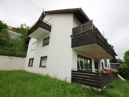 Helle 3-Zimmer-Wohnung mit traumhaftem Balkon