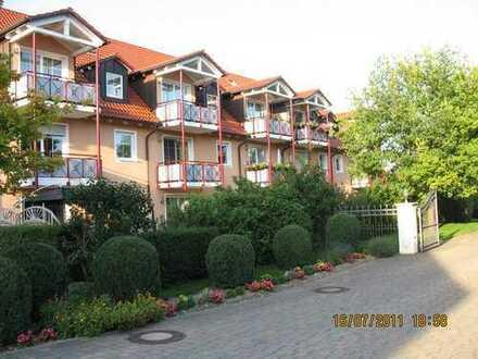 Schöne WohnungHallbergmoos(S8), Helle 3-Zimmerwohnung mit Südbalkon u. Kellerraum