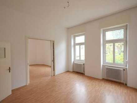 renovierte Altbauwohnung im Paulusviertel - 3.50m Raumhöhe