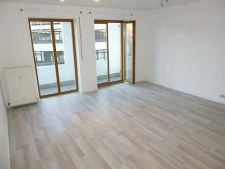 Gepflegtes Apartment in ruhiger und zentraler Lage (Uni-Nähe) mit Balkon und Tiefgaragenstellplatz