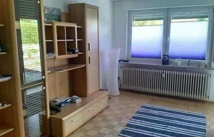 NACHMIETER GESUCHT - Attraktive 1,5-Zimmer-Whg.+Küche/Bad in Hechingen ab sofort