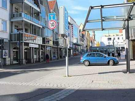 100 m² EG-Laden/Büro/Praxisfläche in Albst.-Ebingen (beste Zentrumslage)