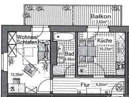 1. OG mit Laminat/Balkon/Bad mit Wanne - Am Heimgarten !