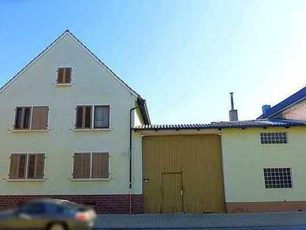 TOP-TIPP! ***Haus mit Scheune und großem Grundstück*** Viele Möglichkeiten!