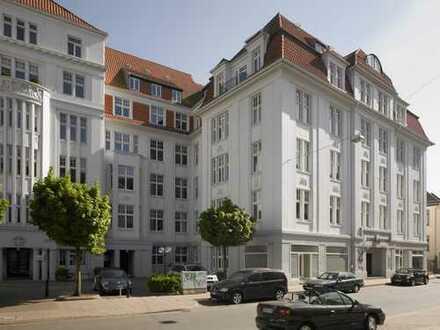 Frisch renovierte Bürofläche in bester Innenstadtlage Bremens zur Miete