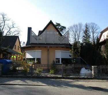 Villenvorstadt Strausberg - DG im 1. OG mit Sonnendachterrasse