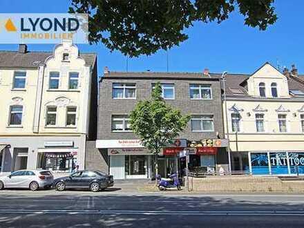 Renditestarkes Mehrfamilienhaus in Bochum Riemke! Schauen Sie es sich JETZT an!