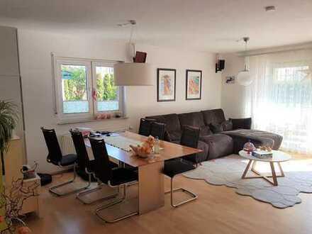 Stilvolle 5-Zimmer-Erdgeschosswohnung mit Balkon und Einbauküche in Bensheim Kappesgärten
