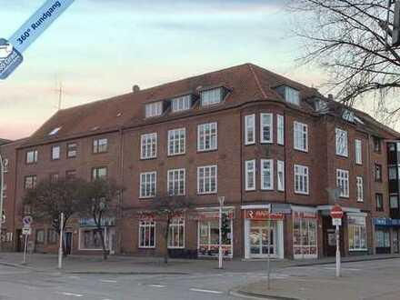 Mehrfamilienhaus: 14 Wohnungen - 3 x Gewerbe - 7 Garagen - voll vermietet , im Zentrum HH-Harburg