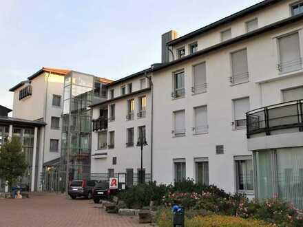 2-Zimmer-Wohnung im Herzogspark, Dachgeschoss
