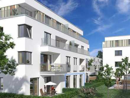 2-Zimmer-Garten-Wohnung, Süd-Terrasse, Gartenhaus 3