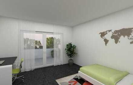 Schicke 3-Zimmer-Dachterrassen-Wohnung D.3.2