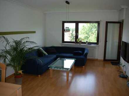 Helle 2 ZKB-Wohnung im 3. OG mit Süd-Balkon und Blick ins Grüne