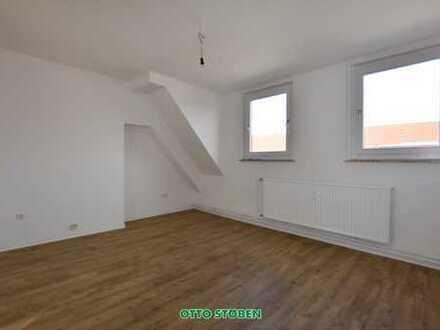 Charmante 2,5 Zimmer Dachgeschoss Wohnung in Lübeck OTTO STÖBEN IMMOBILIEN