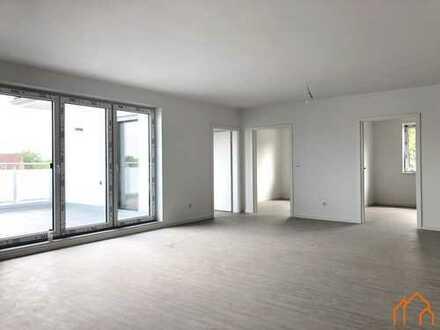 Hochwertige Neubau-Penthousewohnung (Nr. 14) zentral in Leer-Loga mit Dachterrasse!