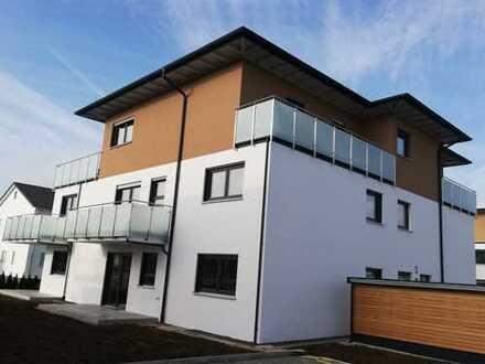 Erstbezug: attraktive 2-Zimmer-Wohnung mit Südbalkon in Heimertingen
