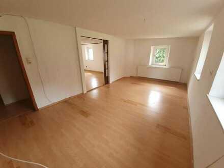 +++Zweifamilienhaus mit Garten, Balkon, Garage, Zufahrt zum Gelände, Nebengebäude, sofort verfügb...