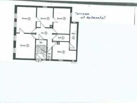 Attraktive 4 Zimmer-Wohnung in Göppingen