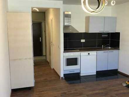 Erstbezug nach Sanierung: stilvolle 1-Zimmer-Wohnung mit EBK in Mannheim