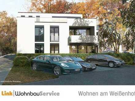 3-Zi.-Whg im EG: Moderne Parkvilla mit 10 Wohnungen | Stuttgart - Am Weißenhof 15 W4
