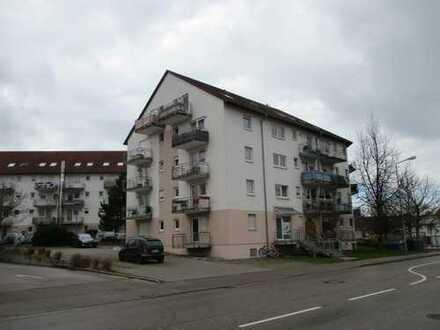 1-Zi-Wohnung in Sichtweite zur Fachhochschule in Aalen-Unterrombach