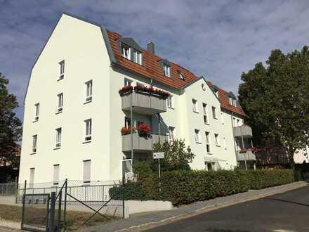 Schöne 1-Zimmer-Wohnung in Dresden-Briesnitz zu vermieten!