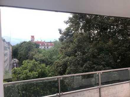 ***Wunderschöne 1,5 Zimmerwohnung in gehobener Wohnanlage *** Bestlage Münchner Freiheit