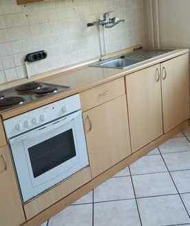 Schöne 2-Zimmer-Hochparterre-Wohnung mit Balkon und EBK in Amorbach