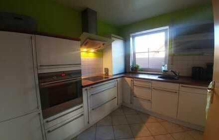 Attraktive, gepflegte 3-Zimmer-Wohnung in Hepberg