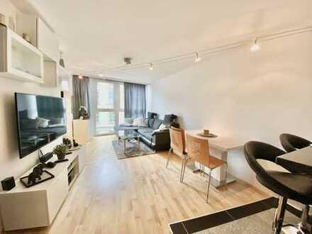 Stilvoll möbliertes Apartment in München Schwabing