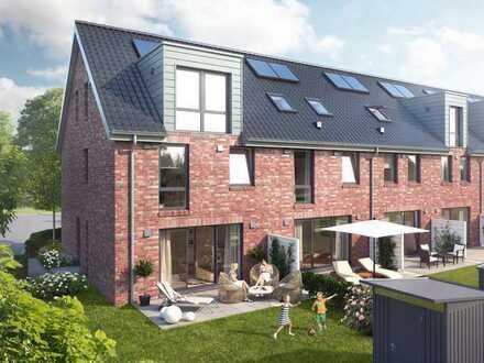KfW-55-Eckhaus mit Garten für die große Familie: 5-6 Zimmer in Bremen-Aumund!