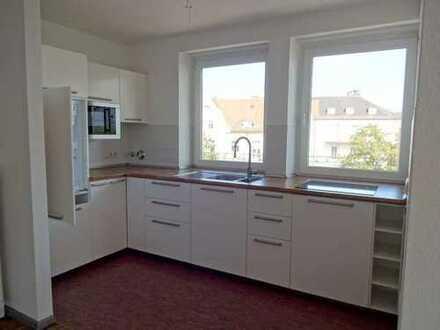 Sonnige 2-Zimmer-Wohnung im Herzen der Kurstadt