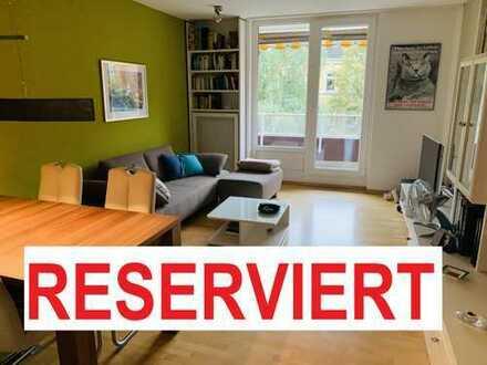 PROVISIONSFREI: Moderne Eigentumswohnung mit Südbalkon in Toplage in Hamburg-Ottensen