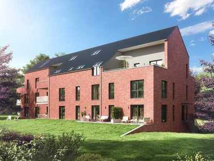 Baubeginn erfolgt: Dachgeschosswohnung mit viel Platz und Dachterrasse - Neubauvorhaben