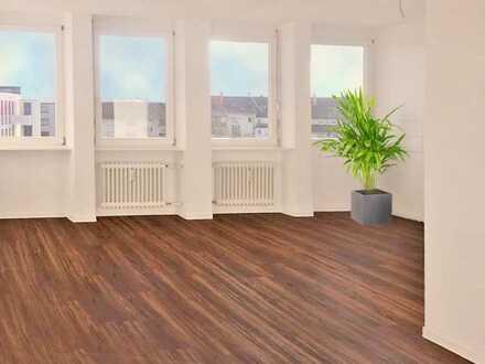 Karlsruhe City: Vital & urban - hier lebt man - herrliche 4 Zimmer-Wohnung mit allem Komfort