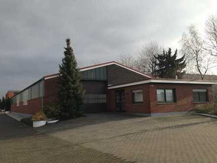 Gewerbehalle 600 m² zu vermieten / direkt vom Eigentümer