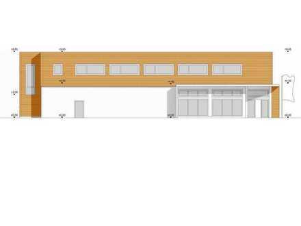 projektierter Neubau mit Gewerbeflächen für Büro/Praxis/Handel/Handwerk/Gesundheitswesen