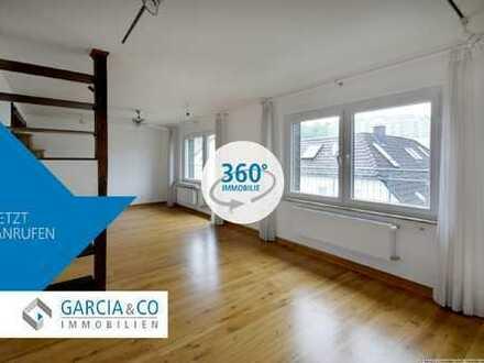 360° Immobilie **Großzügiges Wohnen: Penthouse-Wohnung im Zentrum von Attendorn**