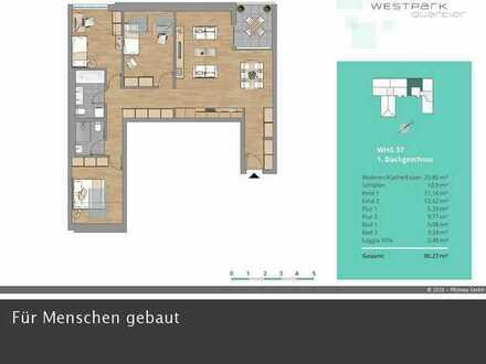 Feinste 4-Zimmerwohnung