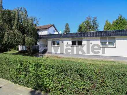 Ein Traum für Familien: EFH mit Anbau, Garten und Terrasse in ruhiger Lage in Bielefeld-Baumheide