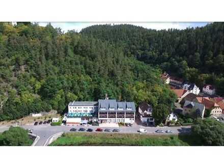 REMAX - Gut geführtes Hotel in landschaftlich reizvoller Lage in Zeulenroda zu verkaufen