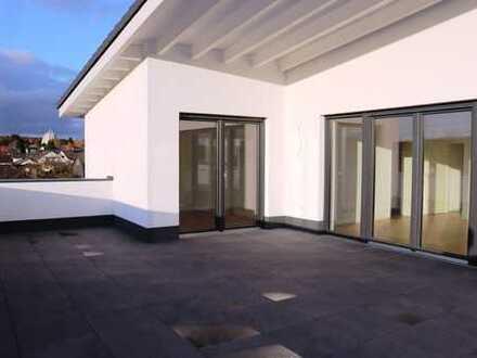 Neubau - Penthouse mit traumhafter Dachterrasse und Ausblick