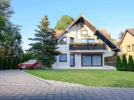 Exklusives Einfamilienhaus - grundrenoviert in Top-Lage Nähe Marienkrankenhaus