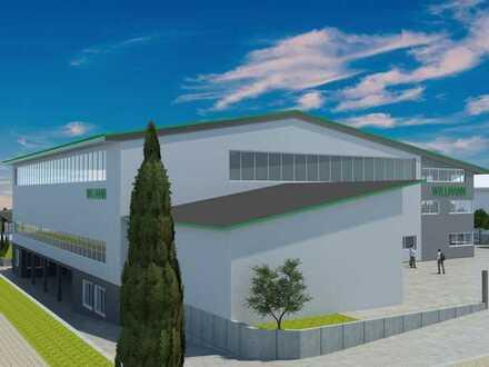 Neubau Lager-/ inkl. Büroräume, Im Mittelfeld, Buggingen
