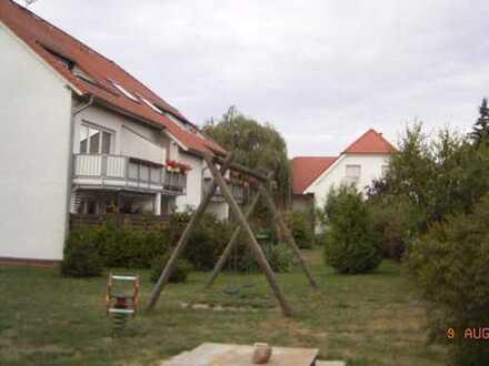 Gartenstadt Möser*2-Zi DG-Wohnung mit Wohnküche und Loggia su.Nachmieter