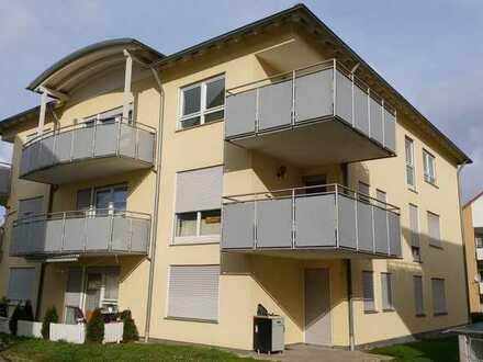 Tolle 1-Zimmer-Wohnung mit großem Balkon und EBK in Bad Friedrichshall