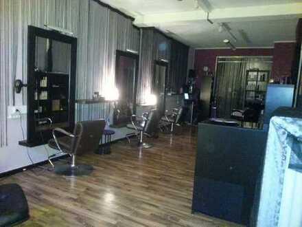 Eingerichteter Friseur o. Kosmetiksalon, auch für Tatoostudio geeignet, 360 °
