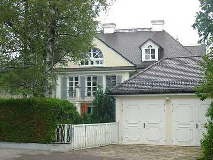 Außergewöhnliches Einfamilienhaus in Mü.-Solln